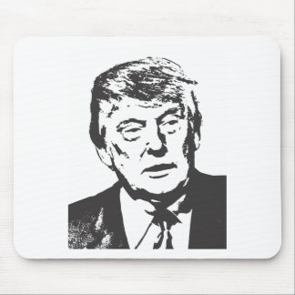 donald-j-trump-portret-presidential mouse pad
