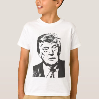 donald-j-trump-portret-presidential T-Shirt