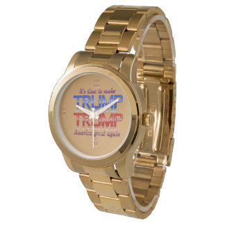 Donald J. Trump watch design by The Kid