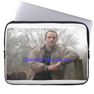 Donald Norris Jr 13 inch Laptop Sleeve