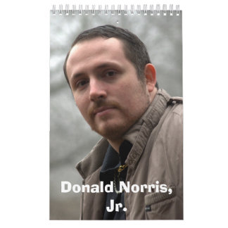 Donald Norris Jr Farm Calendar