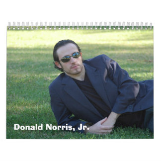 Donald Norris, Jr. Merchandise Calendars
