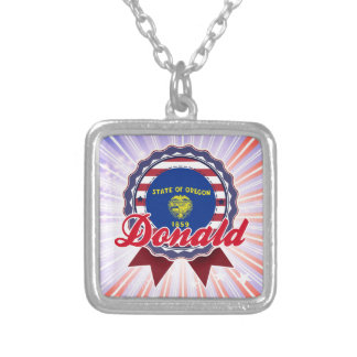 Donald, O Collar Personalizado