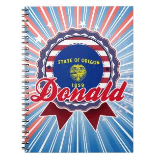 Donald, O Libretas