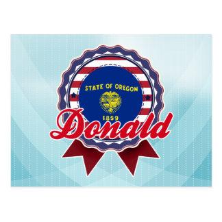 Donald, O Tarjeta Postal