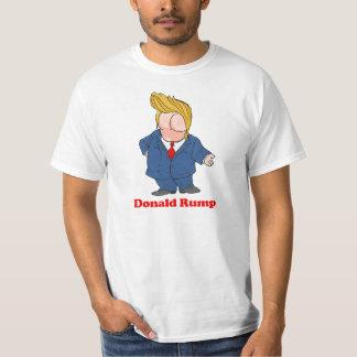 Donald Rump -- Anti-Trump Design - T-Shirt
