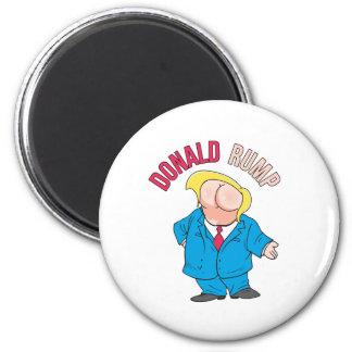 Donald Rump - Anti-Trump - Magnet