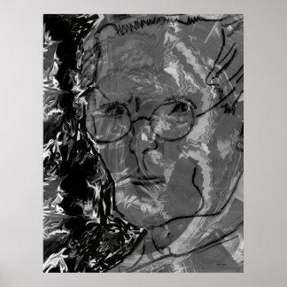 Donald Rumsfeld Póster