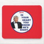 Donald Trump 2016 Alfombrillas De Ratón