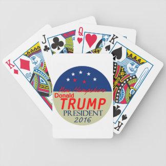 Donald Trump 2016 Barajas De Cartas
