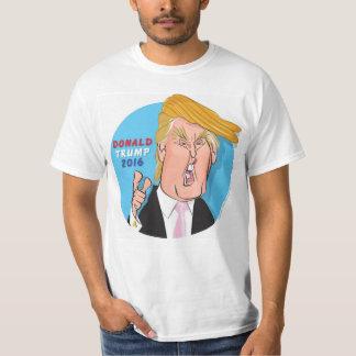 Donald Trump 2016 Cartoon Tshirt