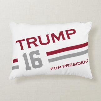 Donald Trump 2016 Decorative Pillow