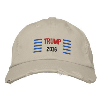 Donald Trump 2016 Embroidered Embroidered Hat