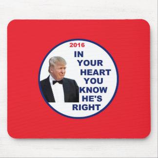 Donald TRUMP 2016 Mouse Pad