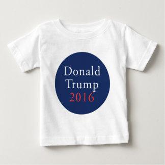 Donald Trump 2016 Navy Circle T Shirt