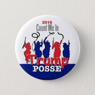 Donald TRUMP 2016 Pinback Button