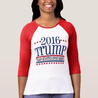 Donald Trump 2016 Playeras