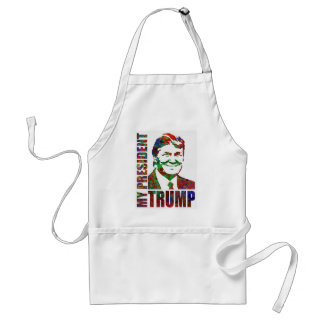 Donald Trump 2016 Presidential Candidate Adult Apron