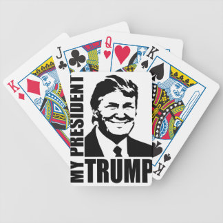 Donald Trump 2016 Presidential Candidate Bicycle Playing Cards