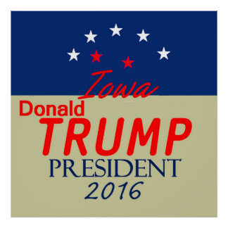 Donald TRUMP 2016 Print