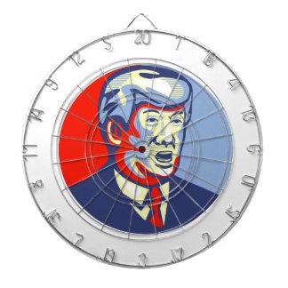 Donald Trump 2016 Republican Candidate Dart Boards