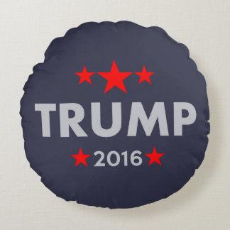Donald Trump 2016 Round Pillow