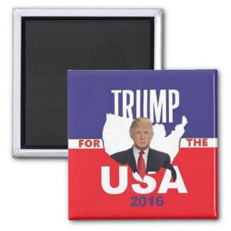 Donald TRUMP 2016 Square Magnet