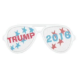 Donald TRUMP 2016 Stars Election Gear Aviator Sunglasses