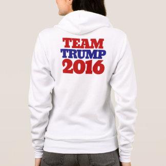 Donald trump 2016 team trump hoodie