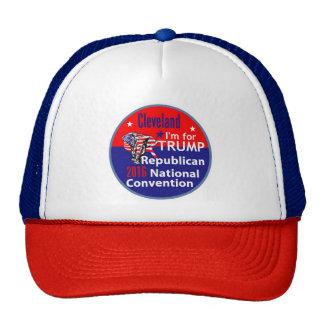 Donald TRUMP 2016 Trucker Hat