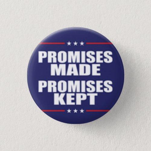 Donald Trump 2020 Presidential Button