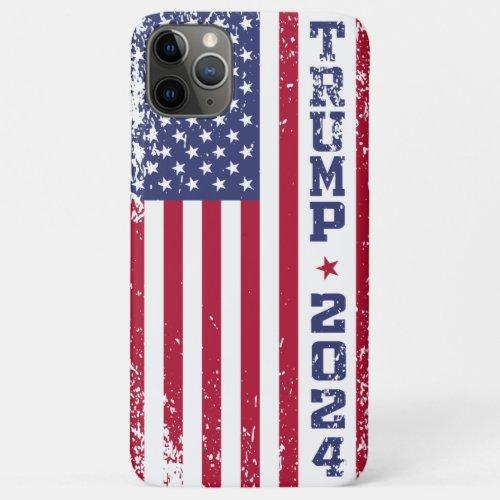 Donald Trump 2024 Distressed Phone Case