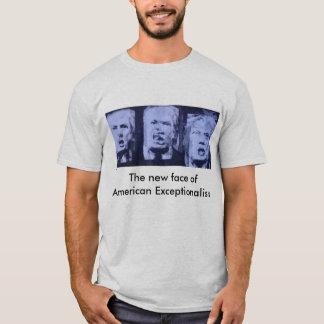 Donald Trump - American Exceptionalism T-Shirt