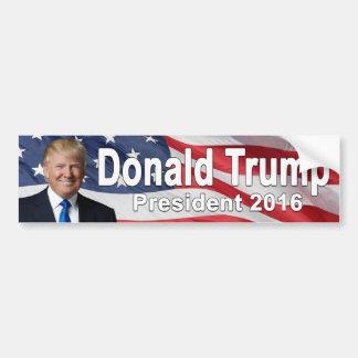Donald Trump Bumper Sticker Car Bumper Sticker