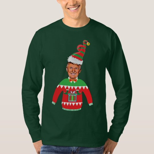 Trump Christmas Sweater.Donald Trump Christmas Ugly Christmas Sweater