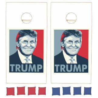 Donald Trump Cornhole Set
