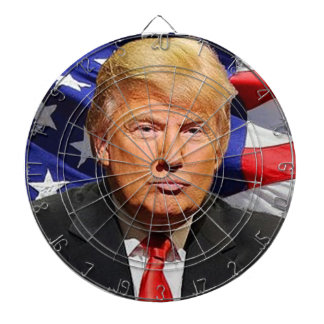 Donald Trump Dart Boards