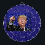"Donald Trump Dartboard<br><div class=""desc"">are you not a donald trump fan? This may be for you</div>"