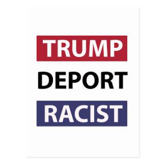 Donald Trump design Postcard