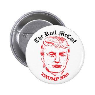 Donald Trump: El Pin real del botón de la campaña