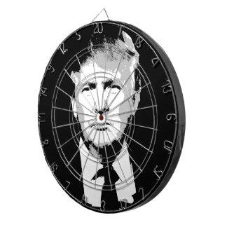 Donald Trump Face Dartboard