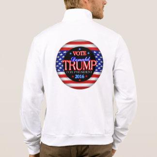 Donald Trump Flag President 2016 Jacket