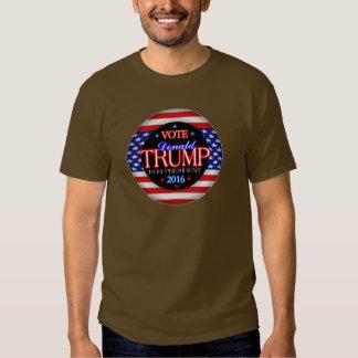 Donald Trump Flag President 2016 T Shirts