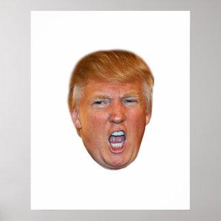 Donald Trump Posters | Zazzle