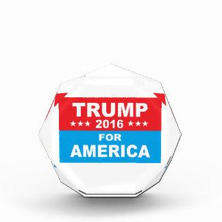 Donald Trump for America Acrylic Award