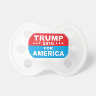 Donald Trump for America Pacifier