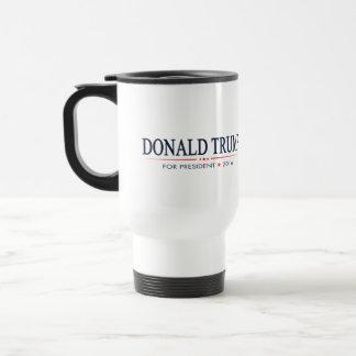 Donald Trump for President - 2016 15 Oz Stainless Steel Travel Mug