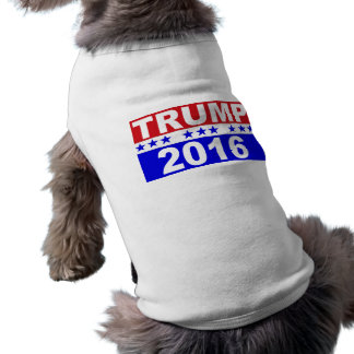 Donald Trump For President 2016 Dog T Shirt