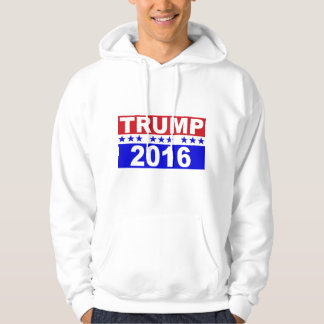 Donald Trump For President 2016 Pullover
