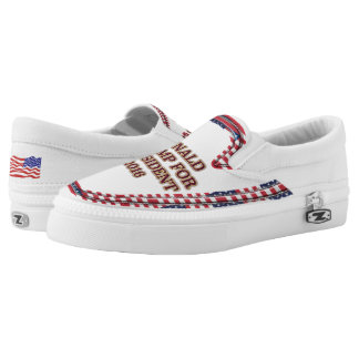 Donald Trump for President 2016 Shoes US-Women